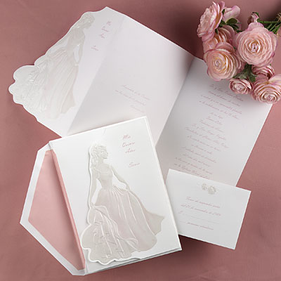mis 15 xv anos paper invitations envelopes, quinceanera paper stationery, blank print your own home printer mis xv anos paper, eduardo Xol, blank printable quinceanera invitations, rose pink gown dress invitations
